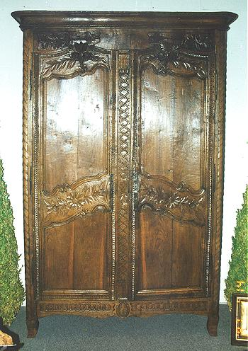 french country armoire circa 1830 beautifully carved 41w x 74h x 18d 9500sale price 5500 antique english country armoire circa 1830s